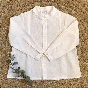 Camisa cotolino lorza blanco