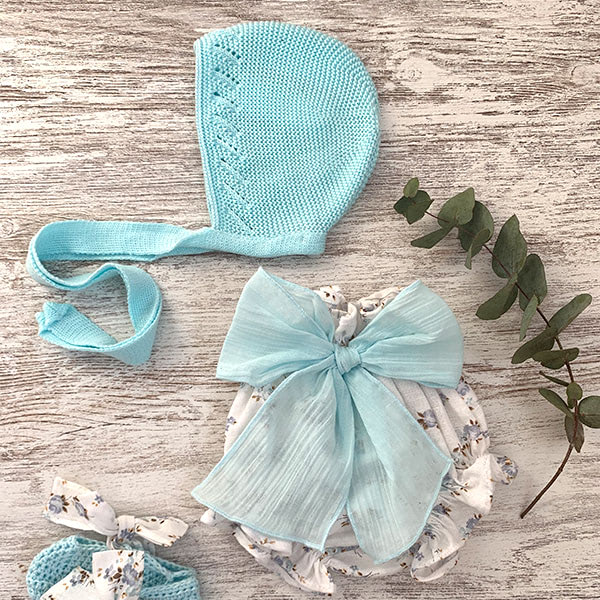 Capota Mar tricot