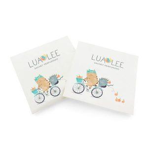 Sachet Aromático Lua & Lee - Sobre papel